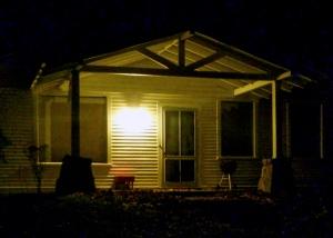 (e) Gunnar's house